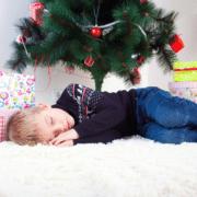 Lapsuuden joulu voi pelottaa